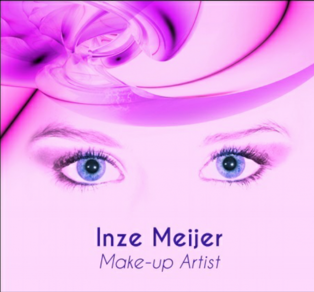 Logo Inze Meijer Make-up Artist