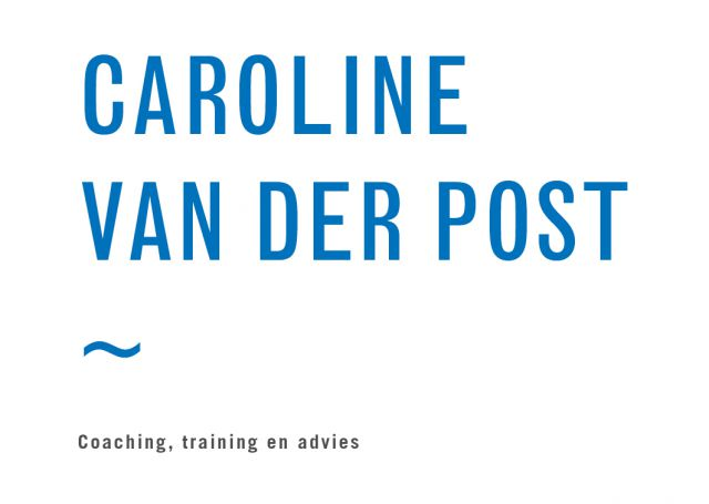 Caroline van der Post